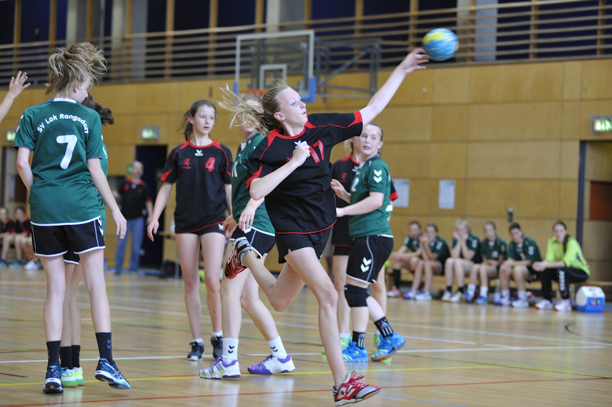 Pfefferwerk Handball