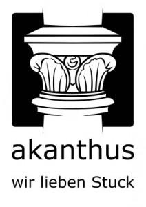 akanthus-Logo-schwarz-slogan-klein-300